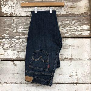 Bootcut Levi's Jeans 515 Woman's